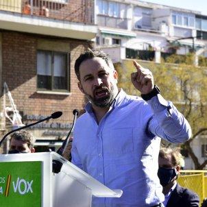 EuropaPress presidente vox santiago abascal