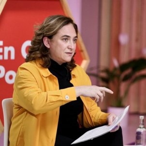 Ada Colau alcaldessa Barcelona ACN