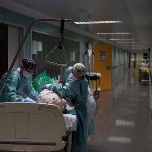 hospital covid galicia - EFE