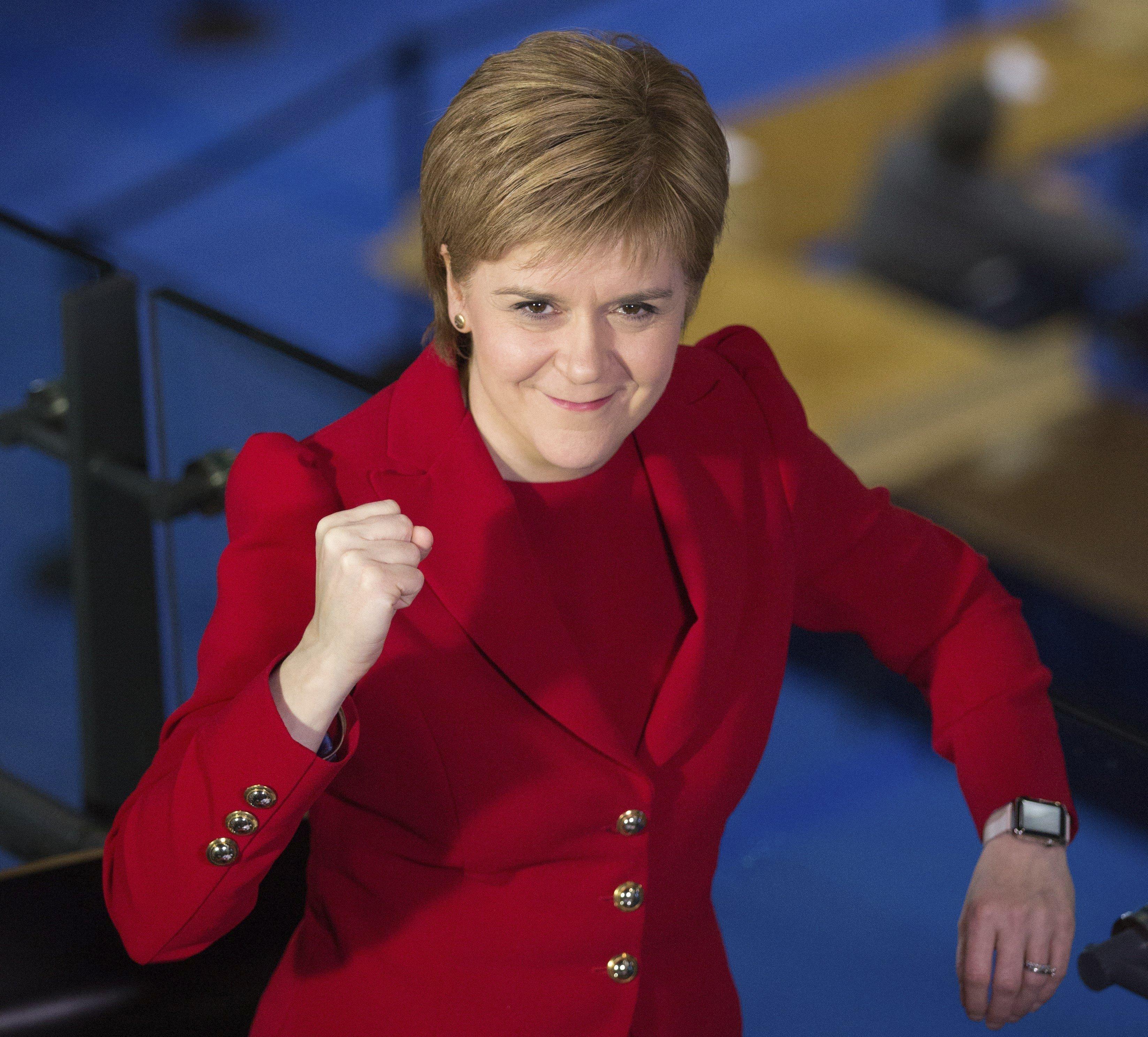 Nicola Sturgeon - EFE