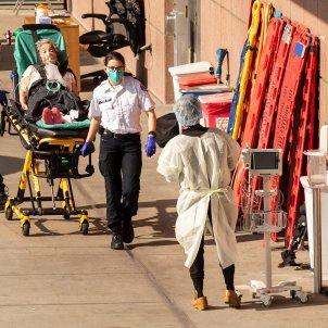 hospital coronavirus EUA EFE