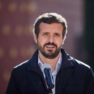 Pablo Casado EFE