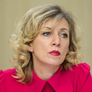 maria zakharova - Federation Council