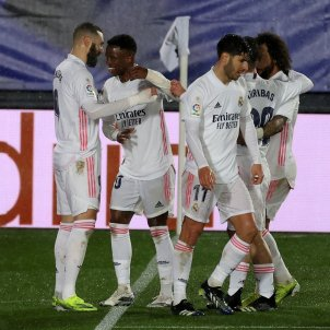 Real Madrid Getafe EFE