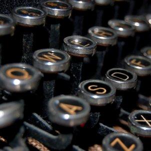 Màquina escriure