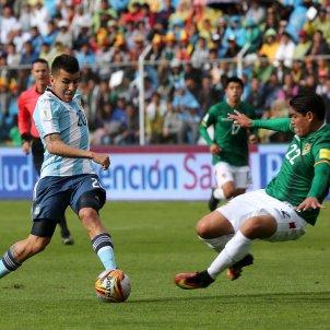 Argentina Bolívia Efe