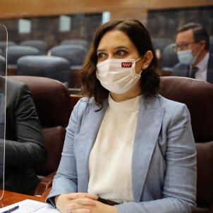 Ayuso Madrid PP EFE