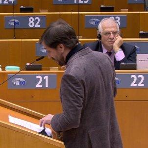 Comin Borrell Parlament Europeu