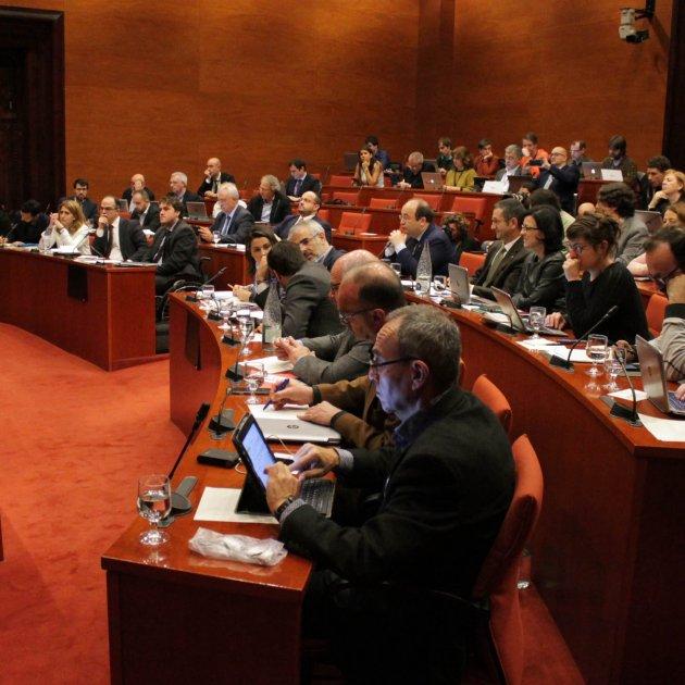 Comissio Mas Foto Parlament