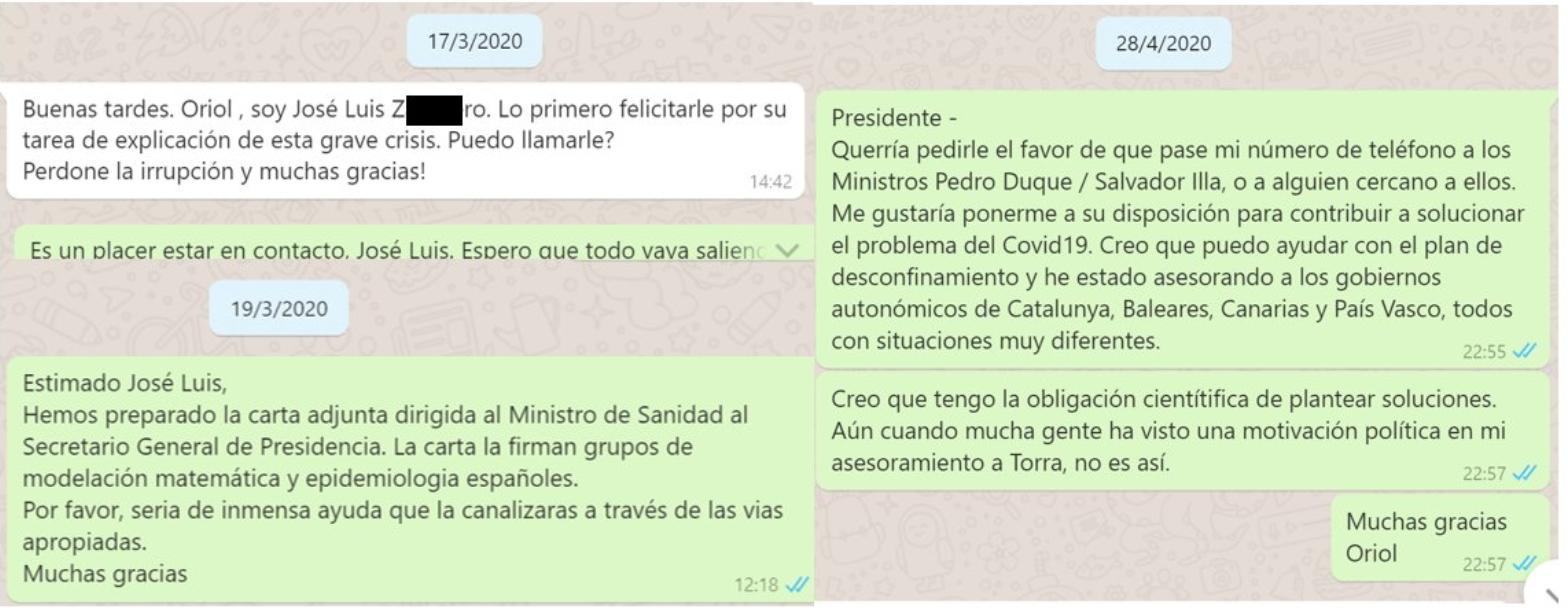 conversa Mitjà Zapatero