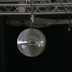 Bola cristall discoteca ACN