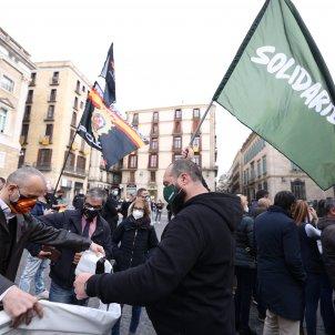 manifestación Jusapol Barcelona - Sergi Alcàzar