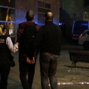 detenido girona disturbios 2019 sentencia - ACN