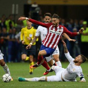 Atletico Madrid-Real Madrid-efe