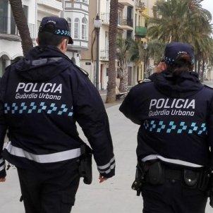 La Guardia Urbana de Badalona policia local / Europa Press
