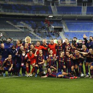 Barça femenino Copa EFE