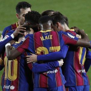 Barça celebracion EFE