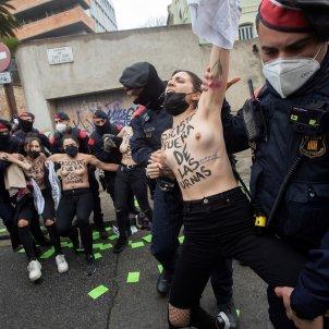 Vox Femen EFE