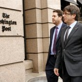 Puigdemont  Washington Post - ACN