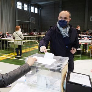 alejandro fernandez kufiyya elecciones catalunya - @alejandroTGN