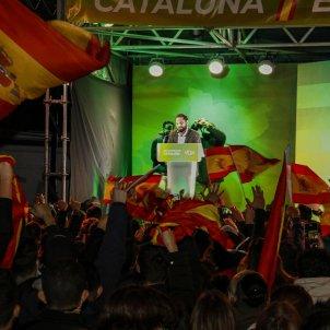 ignacio garriga mitin vox elecciones catalunya acn