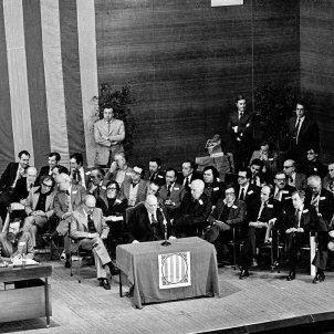 Palau Congressos 1977 ©Jaume i Anton Muns