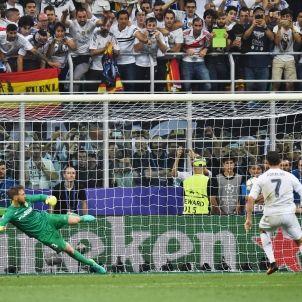 Cristiano xut final penal