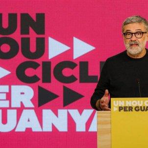 Carles Riera CUP noche elecciones catalunya 14-F - ACN