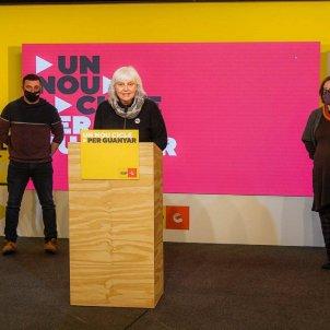 Dolors Sabater Edgar Fernández Eulalia Reguant CUP elecciones catalunya - CUP
