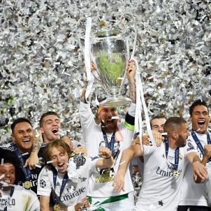 Madrid Champions