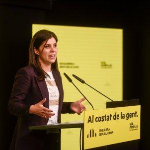 Marta Vilalta ERC elecciones catalunya 14-F - ACN