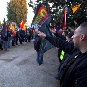 manifestacio juventudes patrioticas madrid feixisme