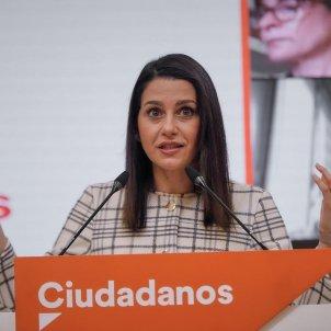 Ines Arrimadas - EuropaPress