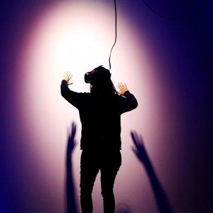 realidad virtual psicología unsplash