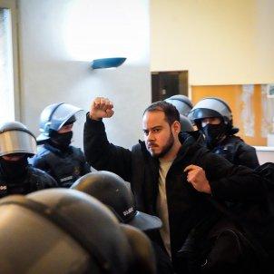 detenció pablo hasel mossos lleida ACN
