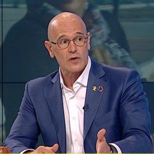Romeva entrevista TV3