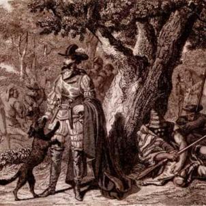Test 119. El capità bandoler Perot Rocaguinarda. Font Wikimedia Commons