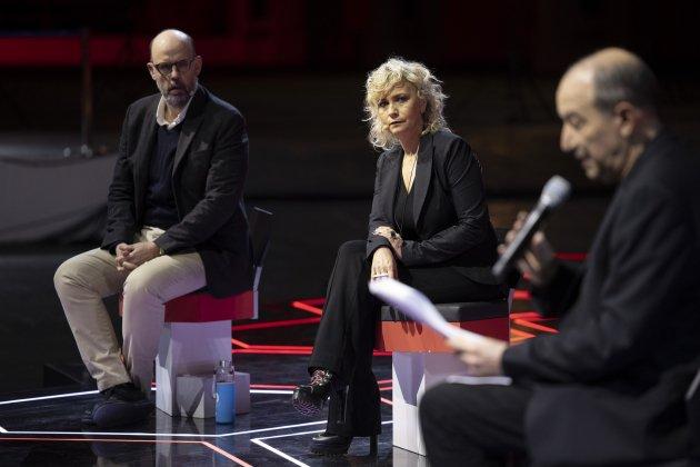 Monica Terribas Jordi Baste Sanchís TV3 Nexes Sergi Alcàzar 24