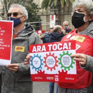 sindicats reformes - CCOO