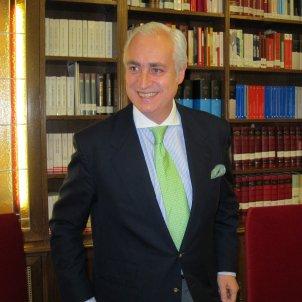 José Luis Concepción presidente TSJ de Castilla-Leób