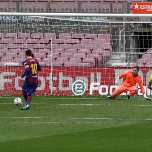 Penalti Messi Barça Cádiz EFE