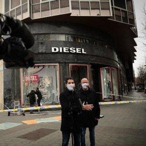 EuropaPress 3573619 martin blanco declarando periodistas tiendas saqueadas sabado aragonès