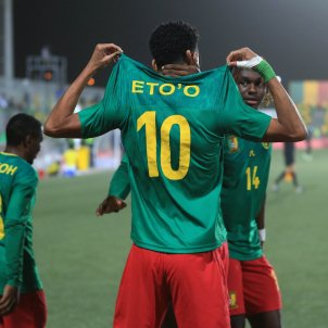 Etienne Eto'o CAF