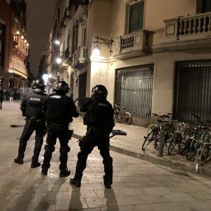 Sise dia protestes Pablo Hasél palau Música   ACN