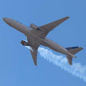 motor avió boeing EFE