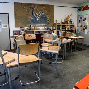 escola alemanya tancada EFE
