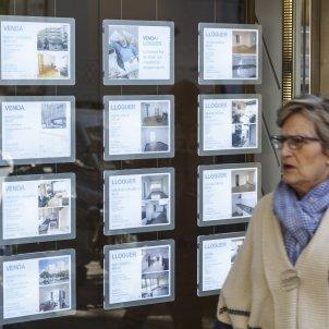 Immobiliaries lloguer habitatge / Sergi Alcàzar