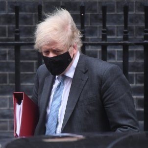 Boris Johnson Gran Bretanya EFE
