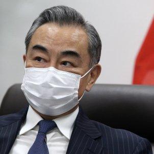 wang yi ministre exteriors xines xina coronavirus covid efe