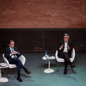 Jaume Giró Víctor Font Toni Freixa / EFE